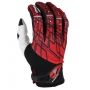 Evs Dimension Red Glove