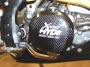 Hyde Clutch Casing Cover Carbon Fibre